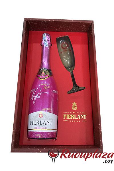Hộp quà rượu sâm banh pháp