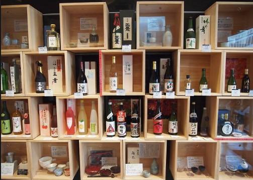 rượu sake nhật