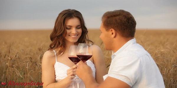 rượu vang pháp ngọt ngào