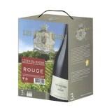 Rượu vang bịch  Les Armoiries 3 lít