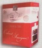 Rượu vang bịch  Pháp Sauvignon Archechois  3 lít