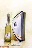 Rượu sâm banh BB Arany Cuvee vàng