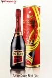 Rượu sâm banh Torley Doux Red đỏ