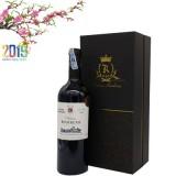 Hộp rượu vang Chateau Rombeau La Vigne Centenaire 15,5%